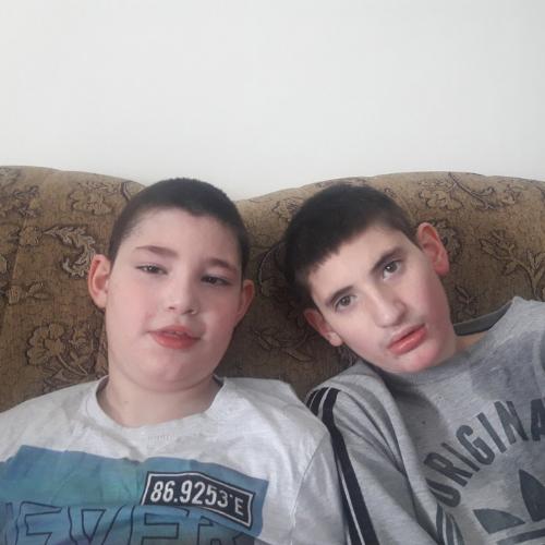 Nemanja i Lazar Novićević